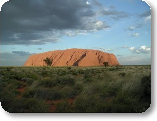 Uluru of Ayers Rock