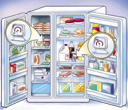 Store Fresh Dates 26790 likewise Proper Food Storage Begins Fridge furthermore Prevention in addition 410531322254826600 furthermore Kitchen Aid Architect Series Ii Kfxs25ryms. on proper food storage in refrigerator